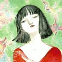 小清新动漫女生头像图片