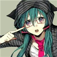戴眼镜的动漫头像