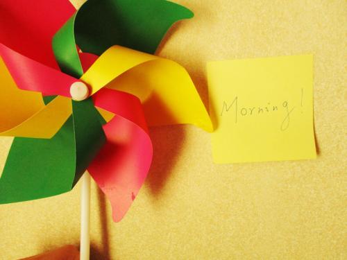 清晨温馨问候祝福语