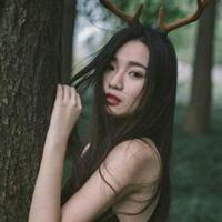 小清新女生头像