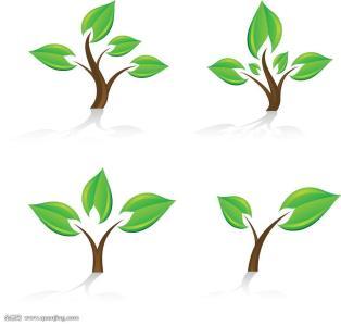 对树叶的描写的句子