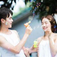 2019微信情侣头像一对,因为爱情有奇迹!