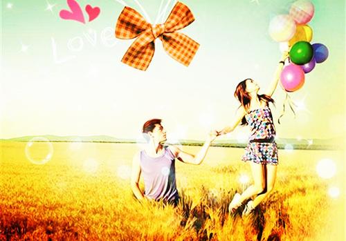 打动人心爱情表白说说 一段简短而深情的告白
