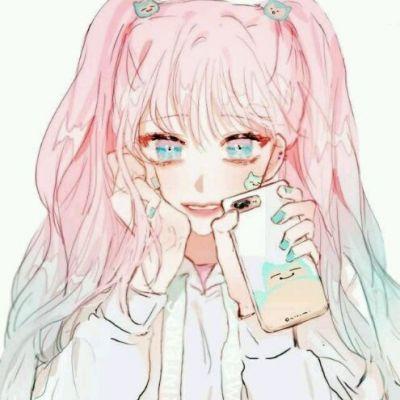 女生卡通头像可爱漂亮