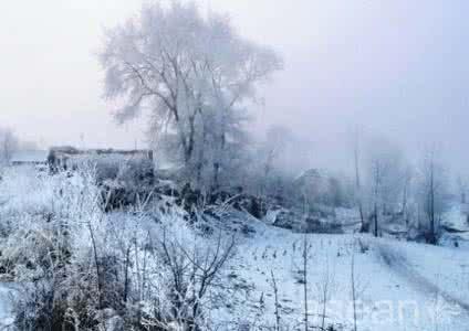 形容冬天的句子