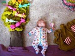 宝宝一百天的句子 一百天宝宝咋发朋友圈