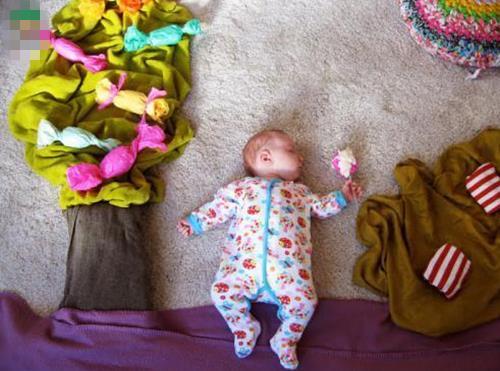 宝宝一百天的句子