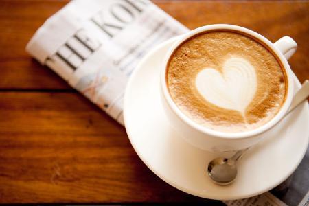 咖啡的唯美句子
