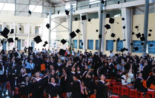 毕业生精彩祝福语