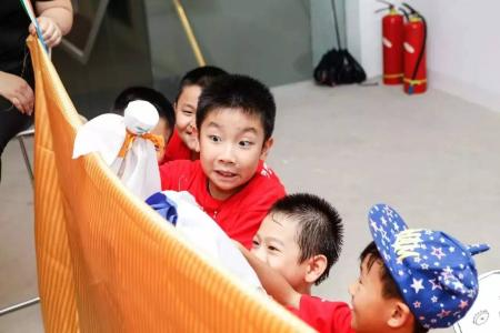 幼儿园老师给小朋友的毕业祝福语