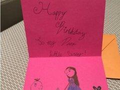 给妈妈的生日贺卡祝福语 送给妈妈的生日贺卡