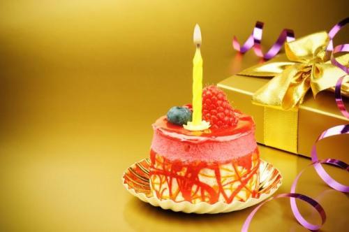 生日祝福语给朋友
