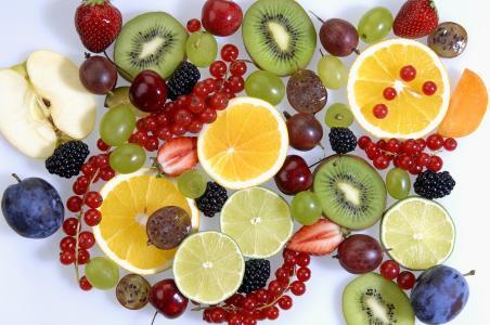 水果的标语