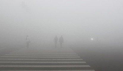 雾霾宣传标语