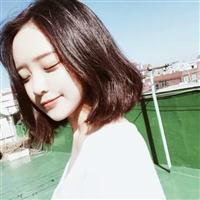 日系清新女生头像