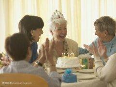 有关长辈生日的祝福语