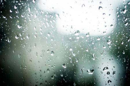 形容雨后的句子