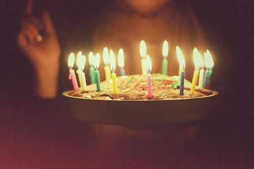 适合同年同月同日生的生日祝福语