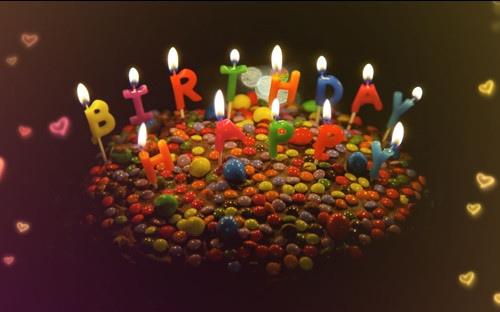 发朋友圈的祝自己生日快乐的话