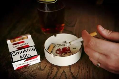 二手烟的禁烟标语 拒绝二手烟的标语