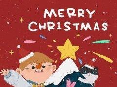圣诞节贺卡上送给老婆的祝福语