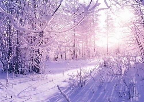 大寒祝福语简短一句话 大雪节气早安问候语