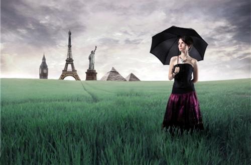 孤独的诗句越伤感越好带雨的