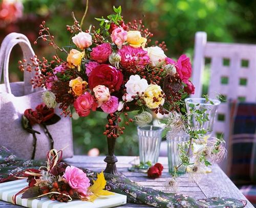 中秋节应该怎么给情人送祝福语