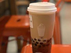 冬天里的第一杯奶茶发朋友圈